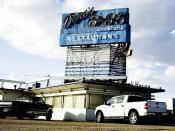 Denos 6 & 85 Truck stop, Commerce City, Colorado (USA)