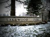 Lakewood Park - Lakewood, OH.