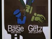Count Basie and Band/Stan Getz and Quartet