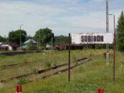 Gare de Sobibór