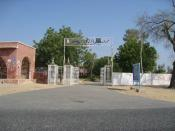 English: Hasilpur Degree College, Bahawalpur Road