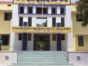 English: Nagarjuna Degree College Nalgonda