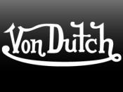 Von Dutch logo