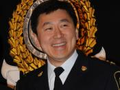 Jim Chu, chief of the Vancouver police