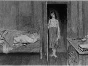 Eponine, character by Les Misérables Artist: Pierre Jeanniot