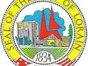 Official seal of City of Lorain
