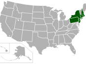 Derived from http://en.wikipedia.org/wiki/Image:BlankMap-USA-states.PNG; map of states with Ivy League schools