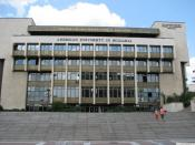 American University in Bulgaria, Blagoevgrad