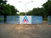 English: Dhirubhai Ambani Institute of Information and Communication Technology, Gandhinagar, India