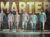 2012 Soldier Show - Opening Night