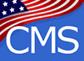 Centers for Medicare and Medicaid Services (Medicaid administrator) logo