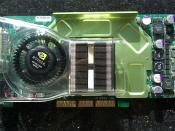 English: NVIDIA GeForce FX 5950 Ultra Graphic card