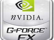 GeForce FX logo