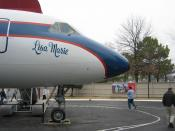 English: Elvis Presley's plane,