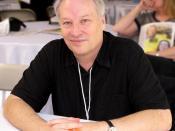 Joe R. Lansdale at the 2007 Texas Book Festival, Austin, Texas, United States.