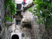 Birthplace of Marco Polo, Korčula, Croatia