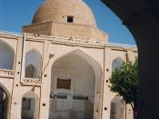 Iran - sur la route d'Ispahan - near Isfahan