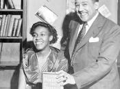 Hughes and Gwendolyn Brooks