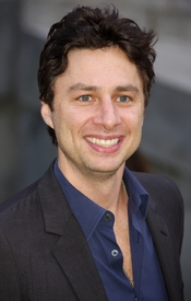 English: Zach Braff at the Vanity Fair party celebrating the 10th anniversary of the Tribeca Film Festival.