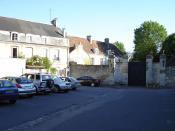 Français : La place Gérard de Nerval à Senlis, Oise, France.