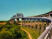 English: Huey P. Long Bridge, Louisiana