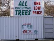 Free Tree!  Ghetto Guarantee! Now That's The Spirit!