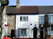 Stevie Smith's birthplace - geograph.org.uk - 1173320