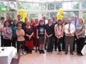 The Warrien Committee 50 years celebration