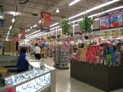 English: Wal-Mart in Mérida Español: Wal-Mart en Mérida