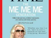 Ric Flair on Time Magazine