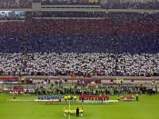 English: Serbian national soccer team