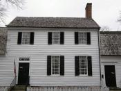 Mary Washington's House