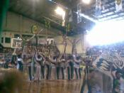 English: Tarlac State University Gym - Intramurals
