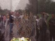 Vietnam war mermorial