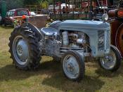Ferguson tractor.