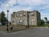 Old Court House, Eyrecourt, Co. Galway - geograph.org.uk - 895866