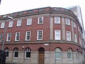 Juvenile Court, Steelhouse Lane, Birmingham