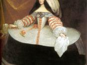Español: Doña Inés de Zúñiga, Condesa de Monterrey, c. 1660-1670. Museo Lázaro Galdiano, Madrid.