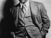 English: Photo of the poet, novelist and short story writer Claude McKay