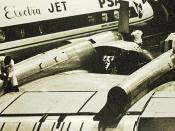 PSA SpecialCollection Photo - PSA Electra under maintenance