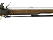 English: The British Baker rifle