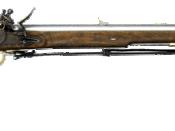 English: The British Baker rifle