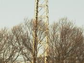 SOFTBANK_Mobile_phone_tower Japan