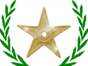 A barnstar for edits to free market-oriented articles.