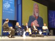 At RSA 2008 Cryptographers Panel From left to right: Burt Kaliski, RSA (Moderator) Whitfield Diffie, Sun Martin Hellman, Stanford University Ronald Rivest, MIT Adi Shamir, Weizmann Institute of Science