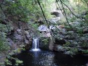 Doane's Falls - Massachusetts