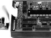 English: MICO-80 microcomputer and input/output device EAM-80