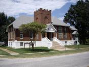 Walton United Methodist Church in Walton, Kansas