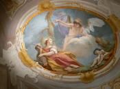 English: Udine, Italy. Palazzo Patriarcale - Galleria del Tiepolo: