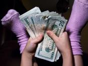 Money Stinky Feet Bankroll Girls February 08, 201113
